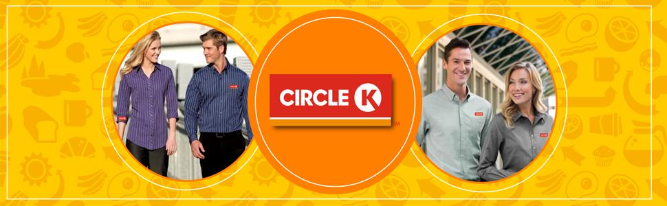 CIRCLE K   Custom Corporate Apparel   Precision Graphics -
